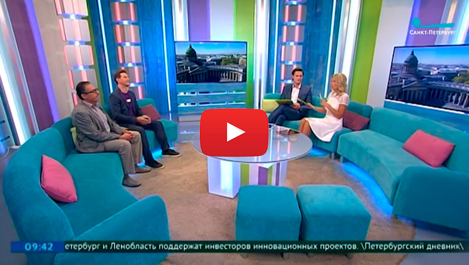 О конкурсе «Золотой Трезини» на телеканале «Санкт-Петербург»
