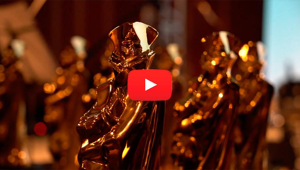 Церемония награждения: видео