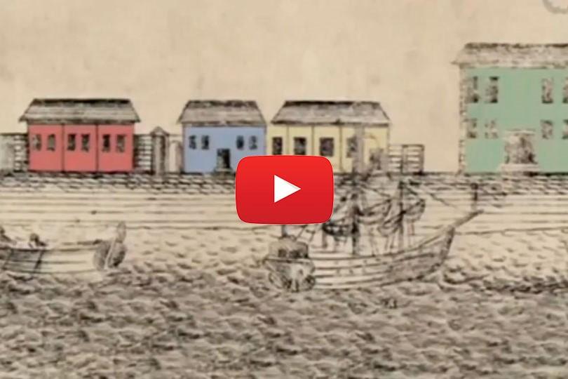 Документальный фильм «Трезини. Родом из Тичино»