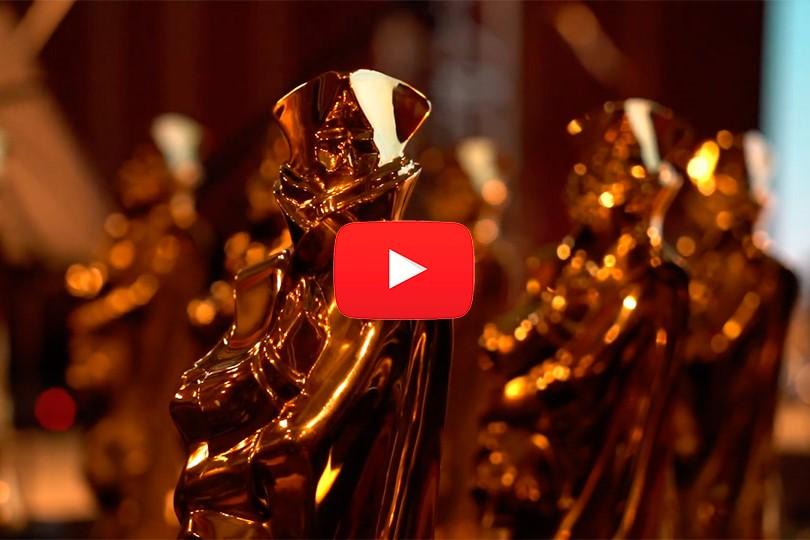 Церемония награждения-2018: видео