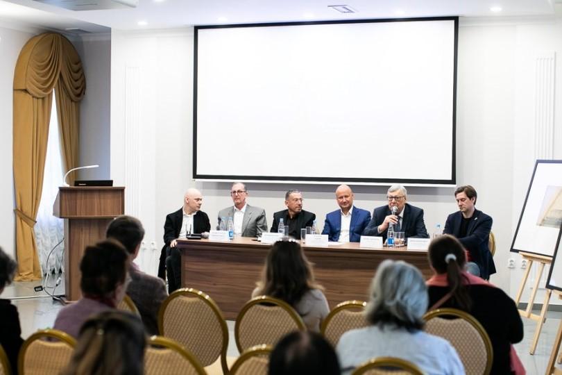 Пресс-конференция в Петропавловской крепости: видео