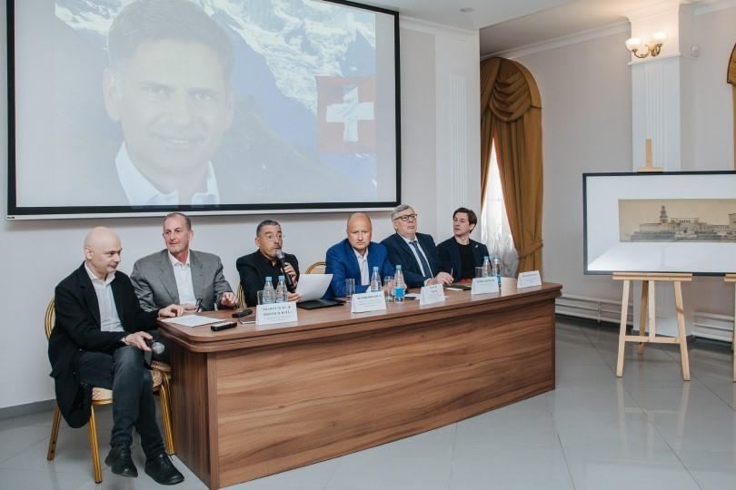 Пресс-конференция 16 мая 2019 года: фоторепортаж Владислава Кузнецова